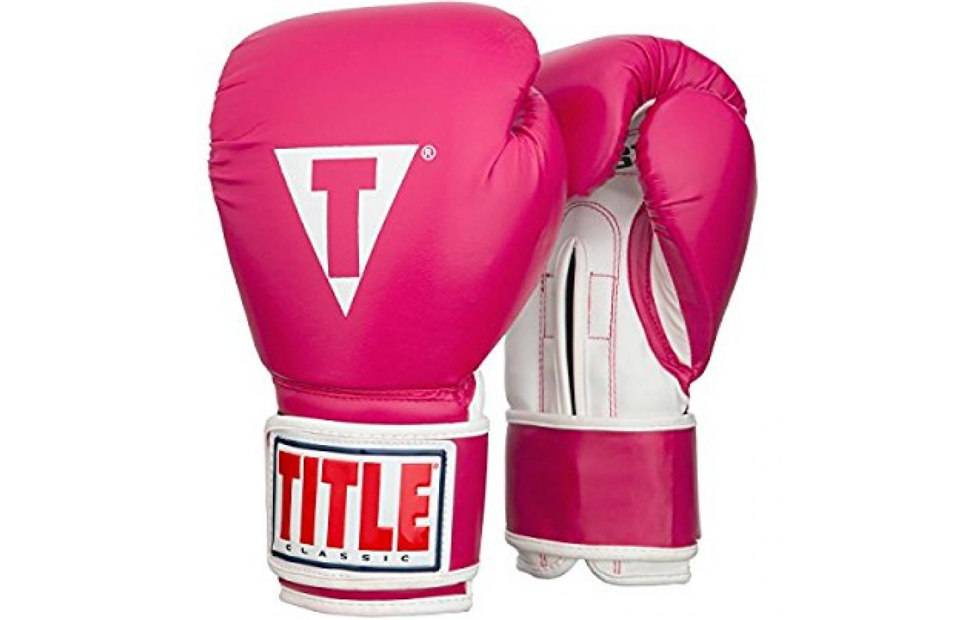 Title Boxing Pro Style Gloves