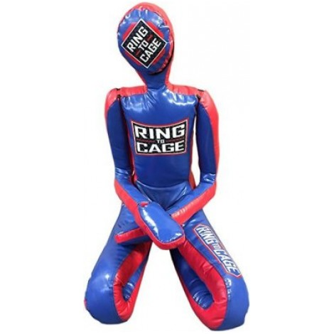 Ring to Cage Grappling Dummy with Extremities