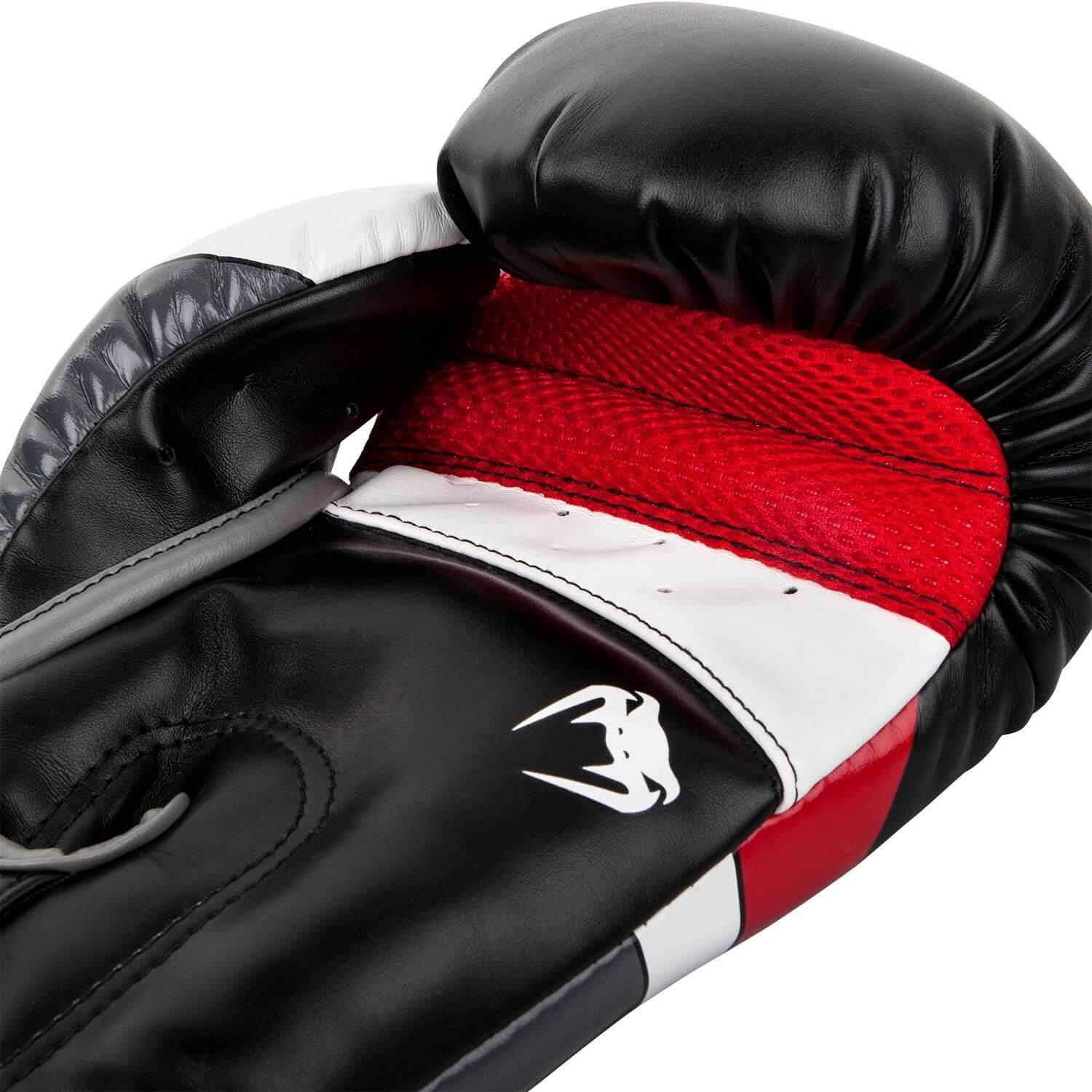 Venum Elite Boxing Gloves - grip