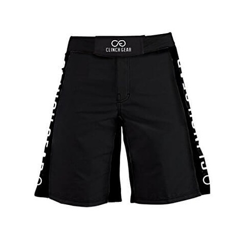 Clinch Gear Premium Crossover Boxing Shorts