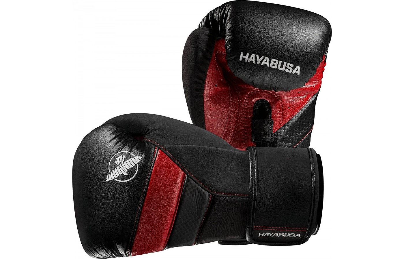 Hayabusa Tokushu black and red
