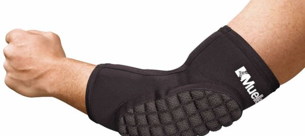 Bodyprox Elbow Protection Pads 1 Pair Elbow Guard Sleeve Small 1 Pair