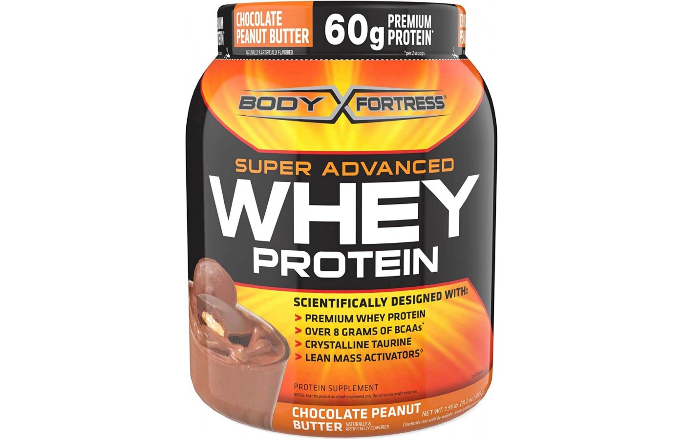 Body Fortress Whey Protein. Cookies Whey; Front Whey; Back Whey; Choco PB