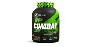 An in depth review of the MusclePharm Combat Protein Powder in 2018
