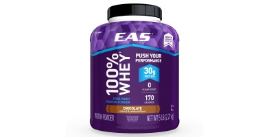 An In Depth Review of EAS 100% Pure Whey in 2018