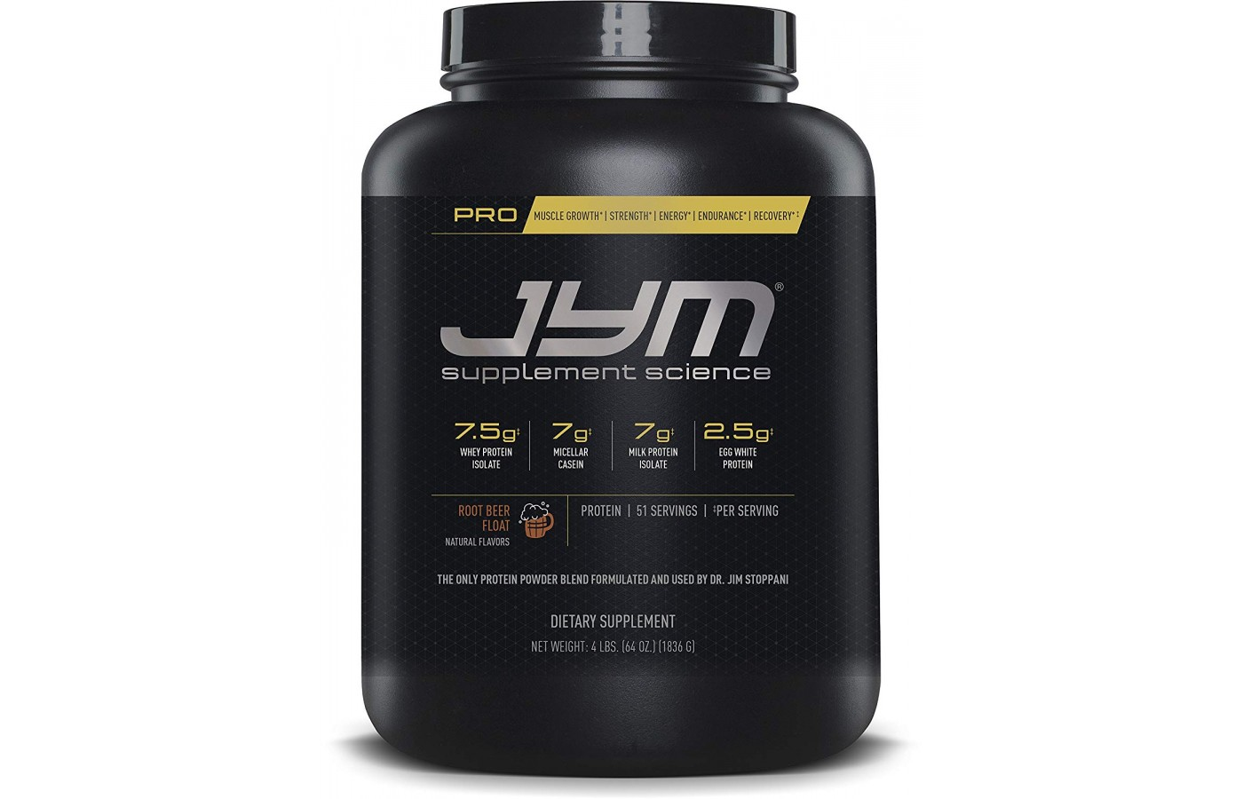 JYM Rootbeer Float