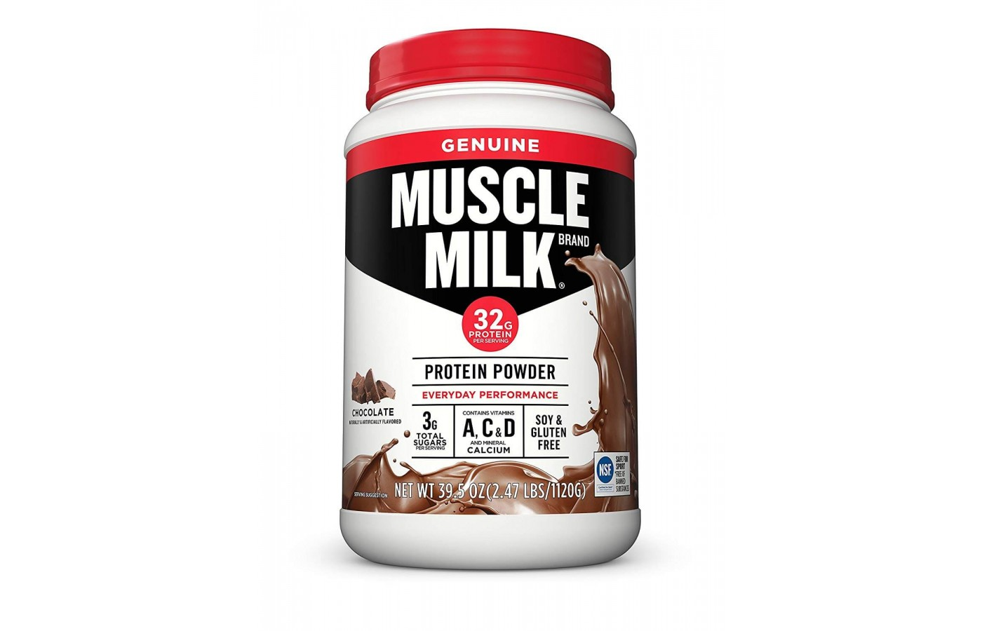 Muscle Milk Front