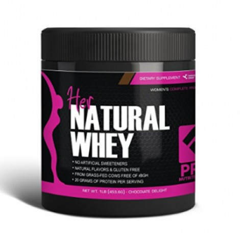 Pro Nutrient Labs Her Natural Whey