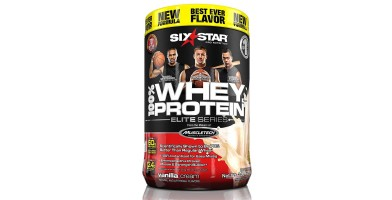 An In Depth Review of the Six Star Whey Protein in 2018
