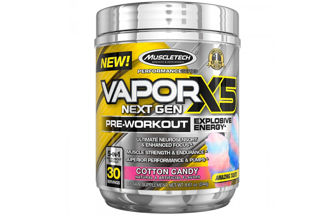 Vapor Cotton Candy