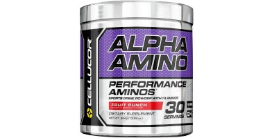 An In Depth Review of Cellucor Alpha Amino in 2018