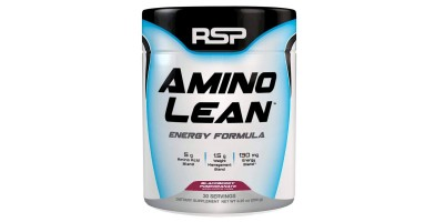 An in depth review of the Amino Lean Energy formula by RSP Nutrition in 2018