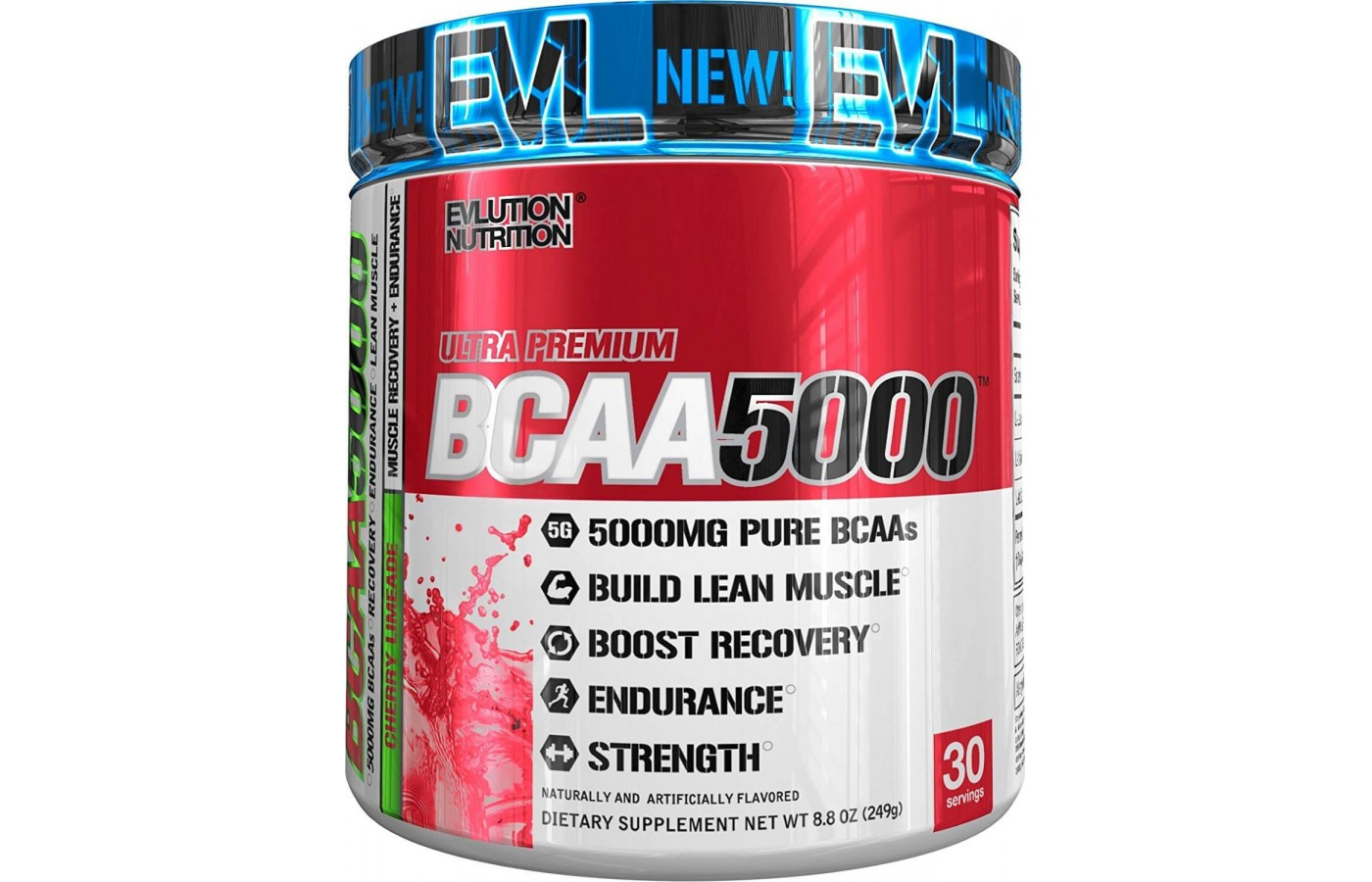 BCAA 5000 Front