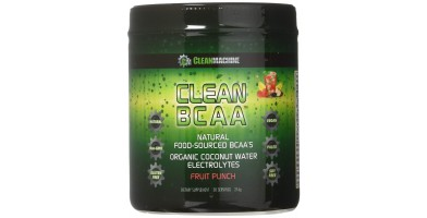 An In Depth Review of Clean Machine BCAA in 2018