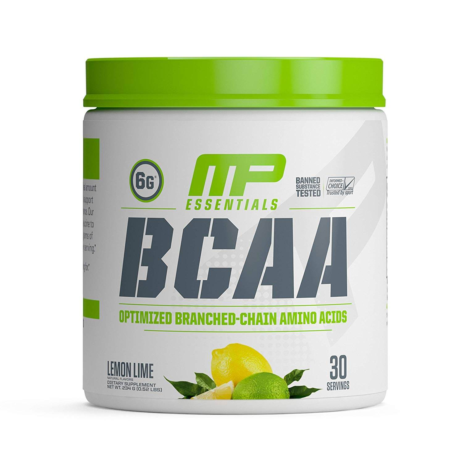 MusclePharm Lemon Lime