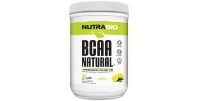 An In Depth Review of Nutrabio BCAA Natural in 2018
