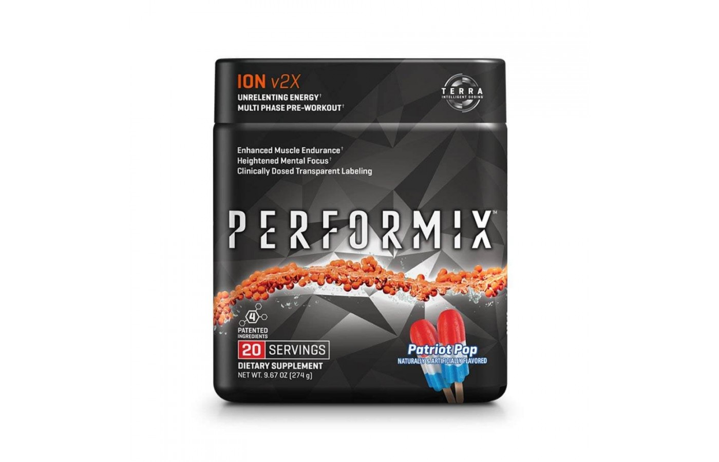 Performx front