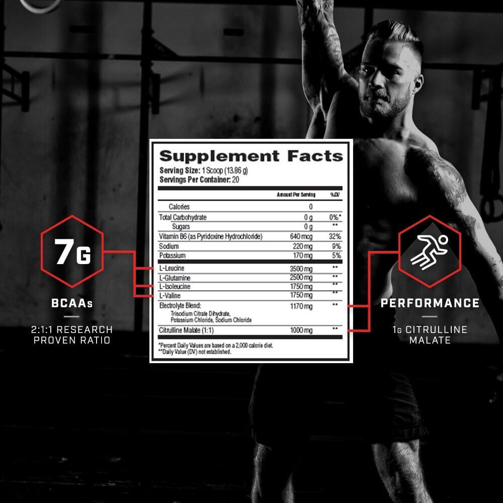Scivation Sup Facts