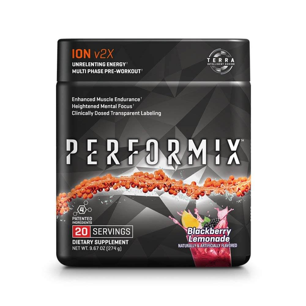 performx blackberry lemonade