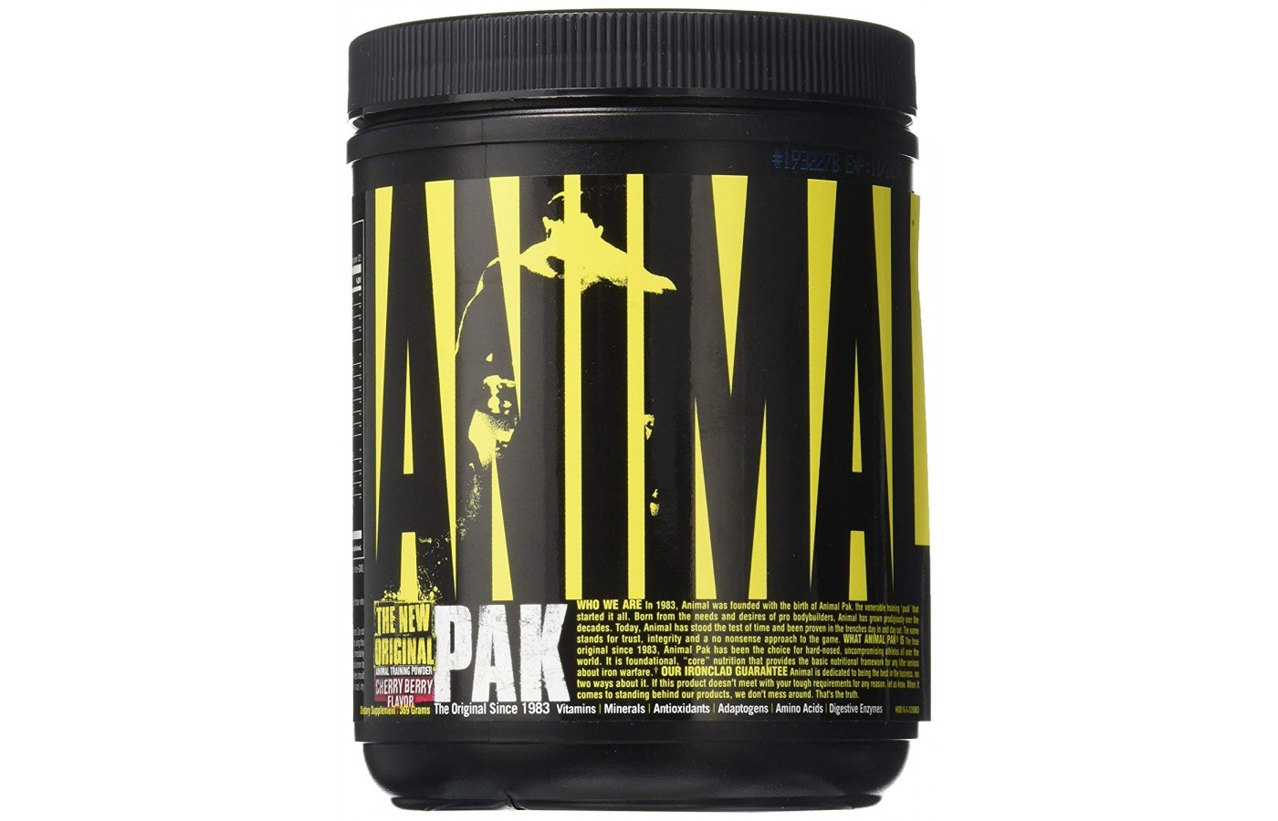 Animal Pak Cherry Berry