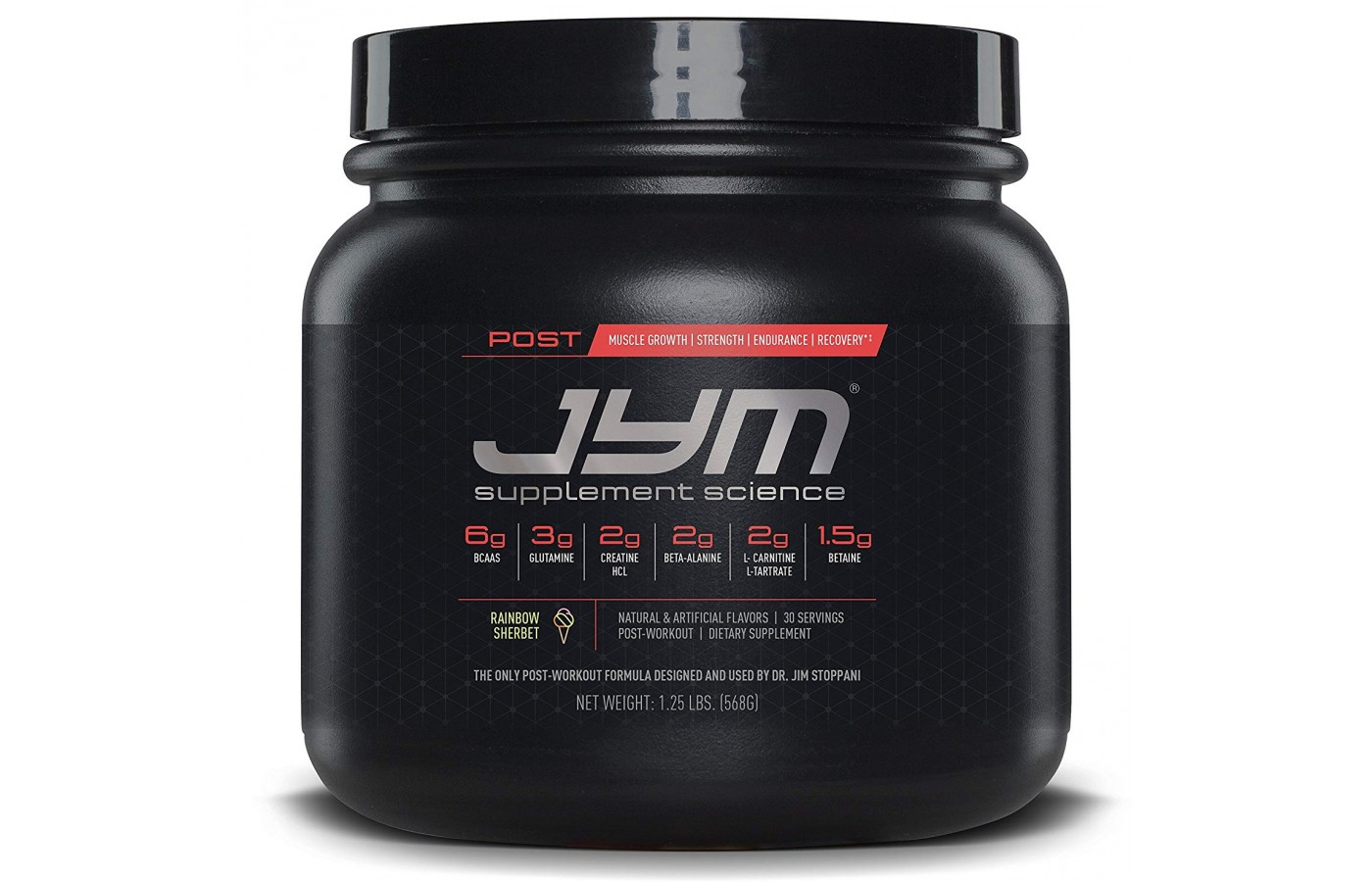 Post Jym Front