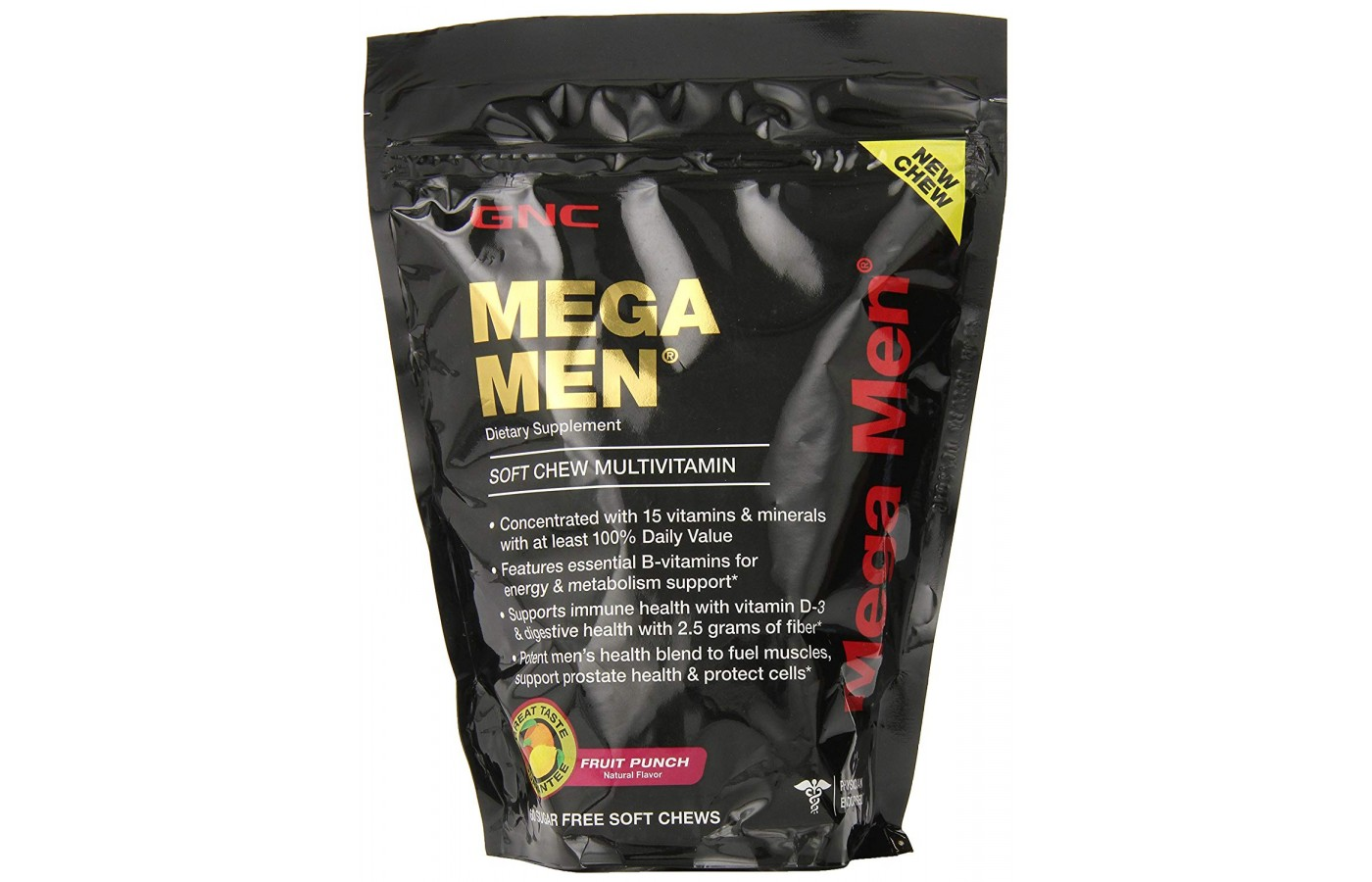 mega men soft chew