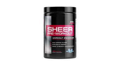 An In Depth Review of Sheer Strength Labs Pre-Workout  in 2018