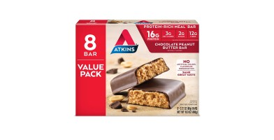 An In Depth Review of Atkins Protein Bar in 2018