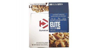An In Depth Review of Dymatize Elite Protein Bars in 2018