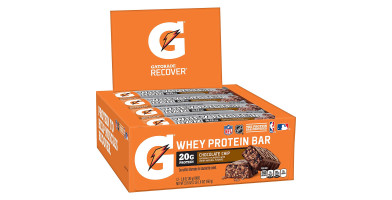 An In Depth Review of Gatorade Protein Bars in 2018