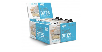 An In Depth Review of Optimum Nutrition Protein Cake Bites in 2018