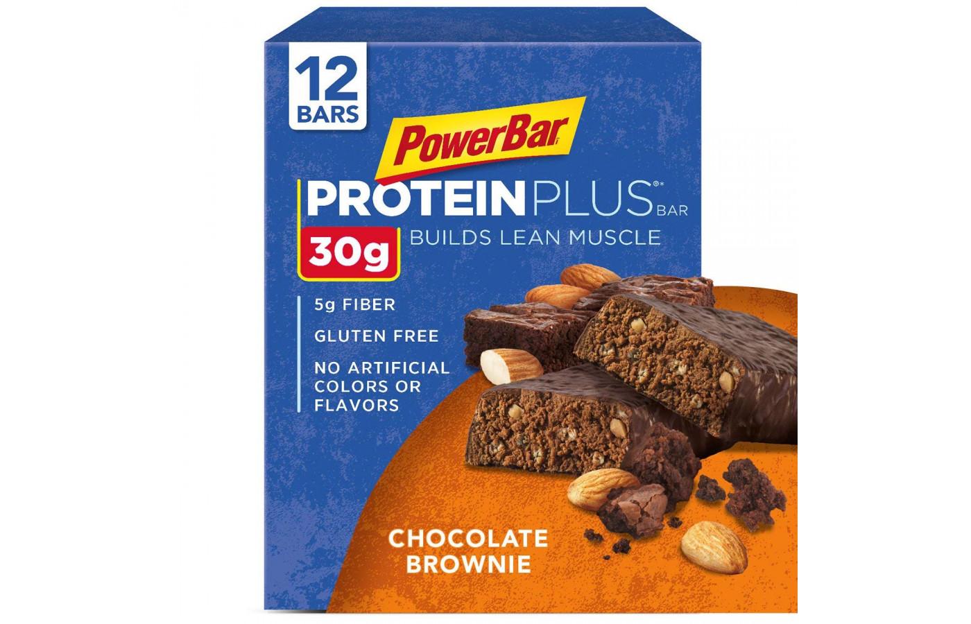 PowerBar Protein Plus Brownie