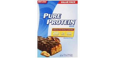 An In Depth Review of Pure Protein Bar in 2018