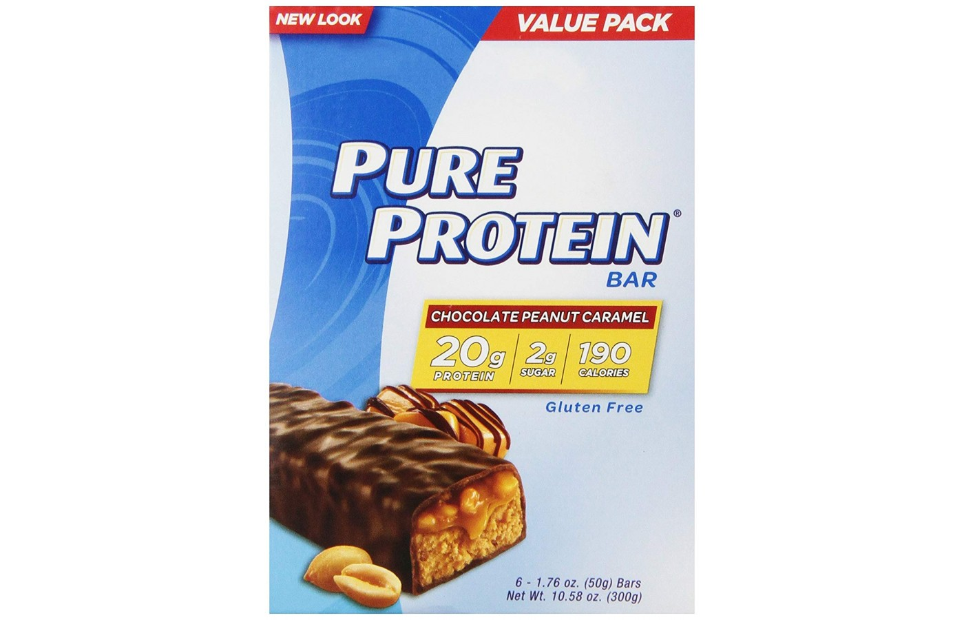 Pure Protein Front