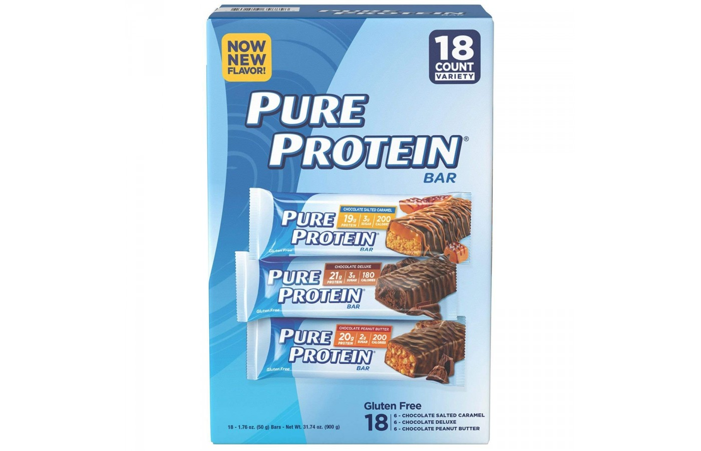 Pure protein Variety Pack