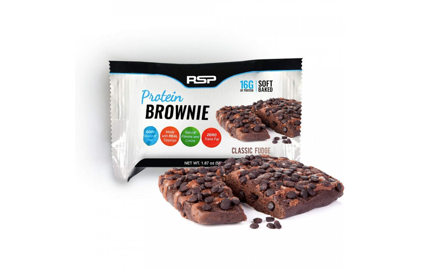 RSP Protein Brownie
