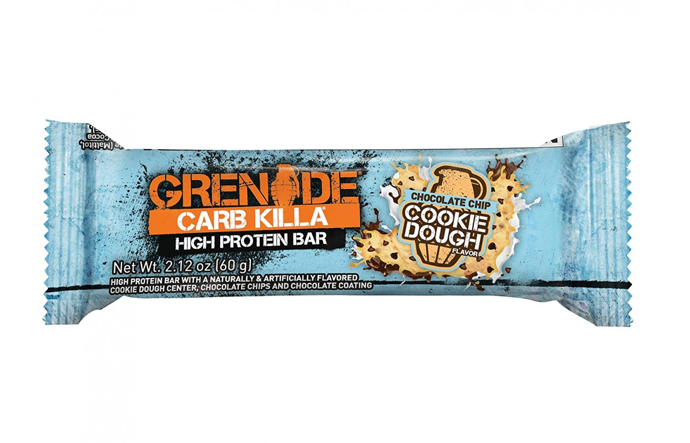 grenade cookie dough