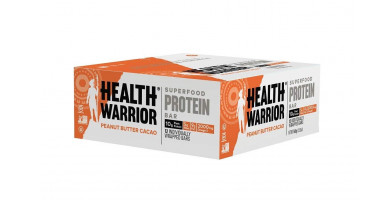 An In Depth Review of Health Warrior Superfood Protein Bar in 2018