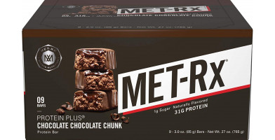 An In Depth Review of Met-RX Protein Plus Bars in 2018