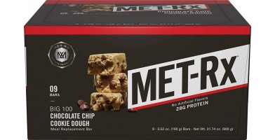 An In Depth Review of Met-Rx Big 100 Colossal Bars in 2018