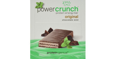 An In Depth Review of PowerCrunch Power Energy Bars in 2018