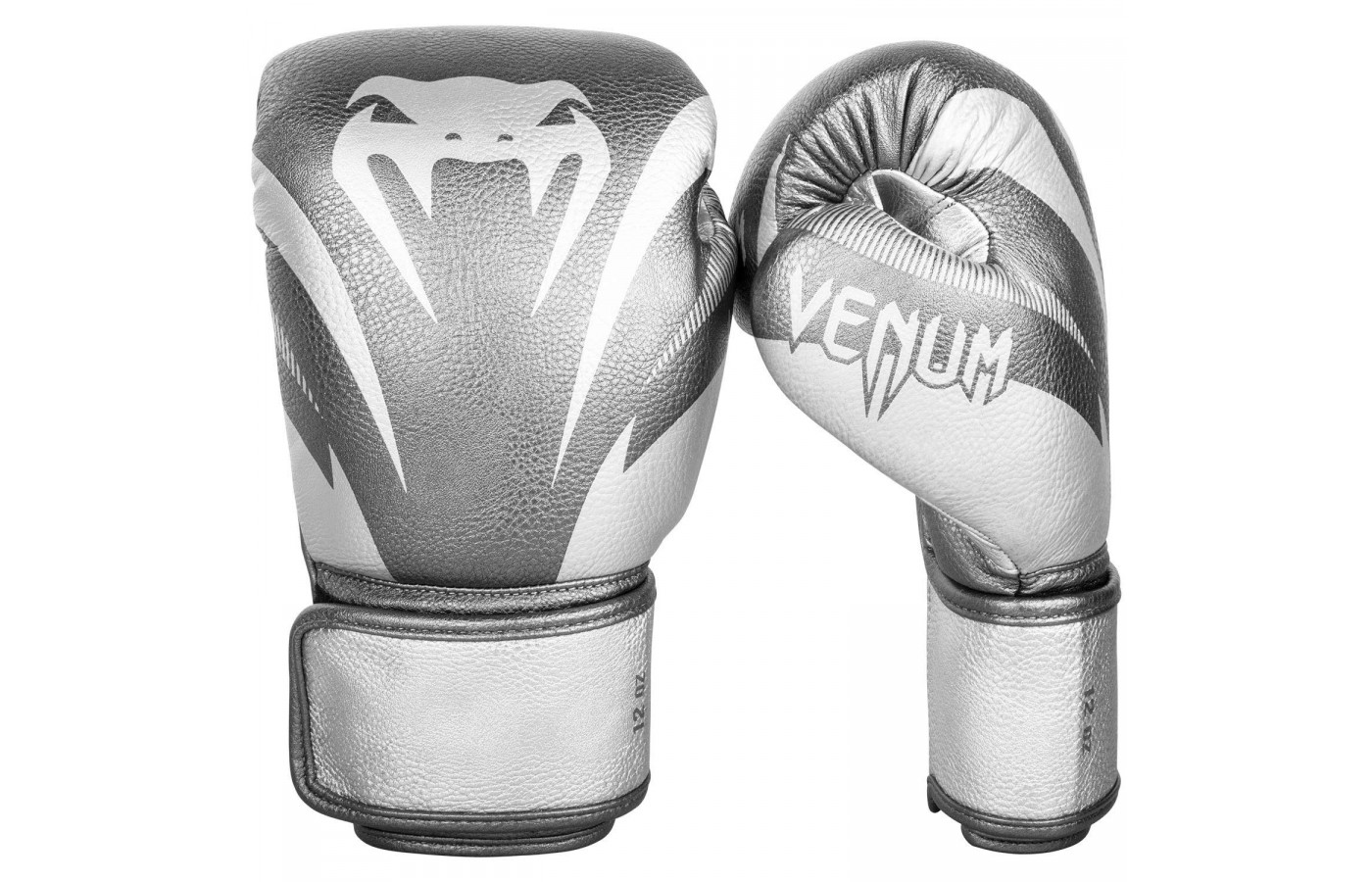 Venum Impact Silver and White