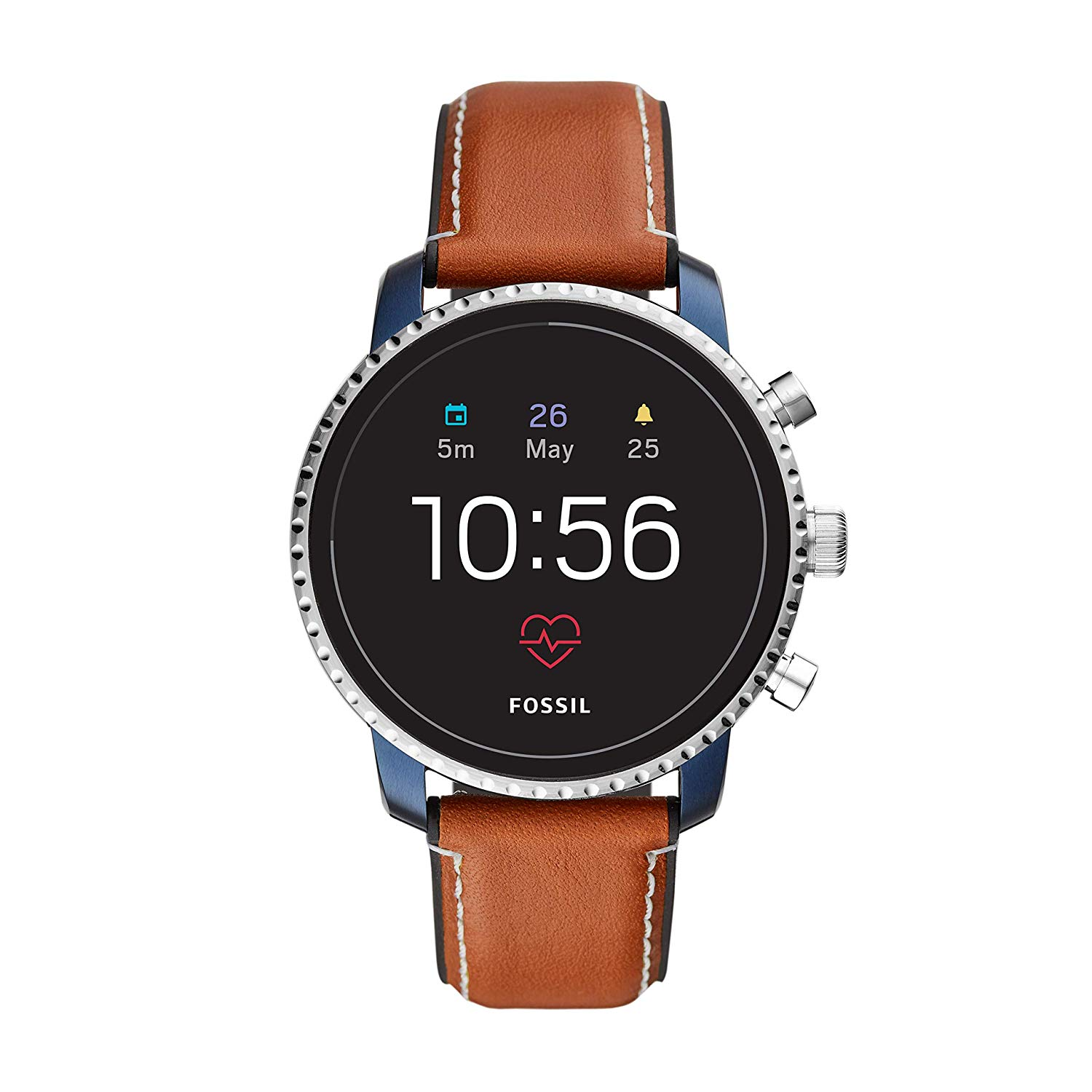 Fossil Gen 4 Brown