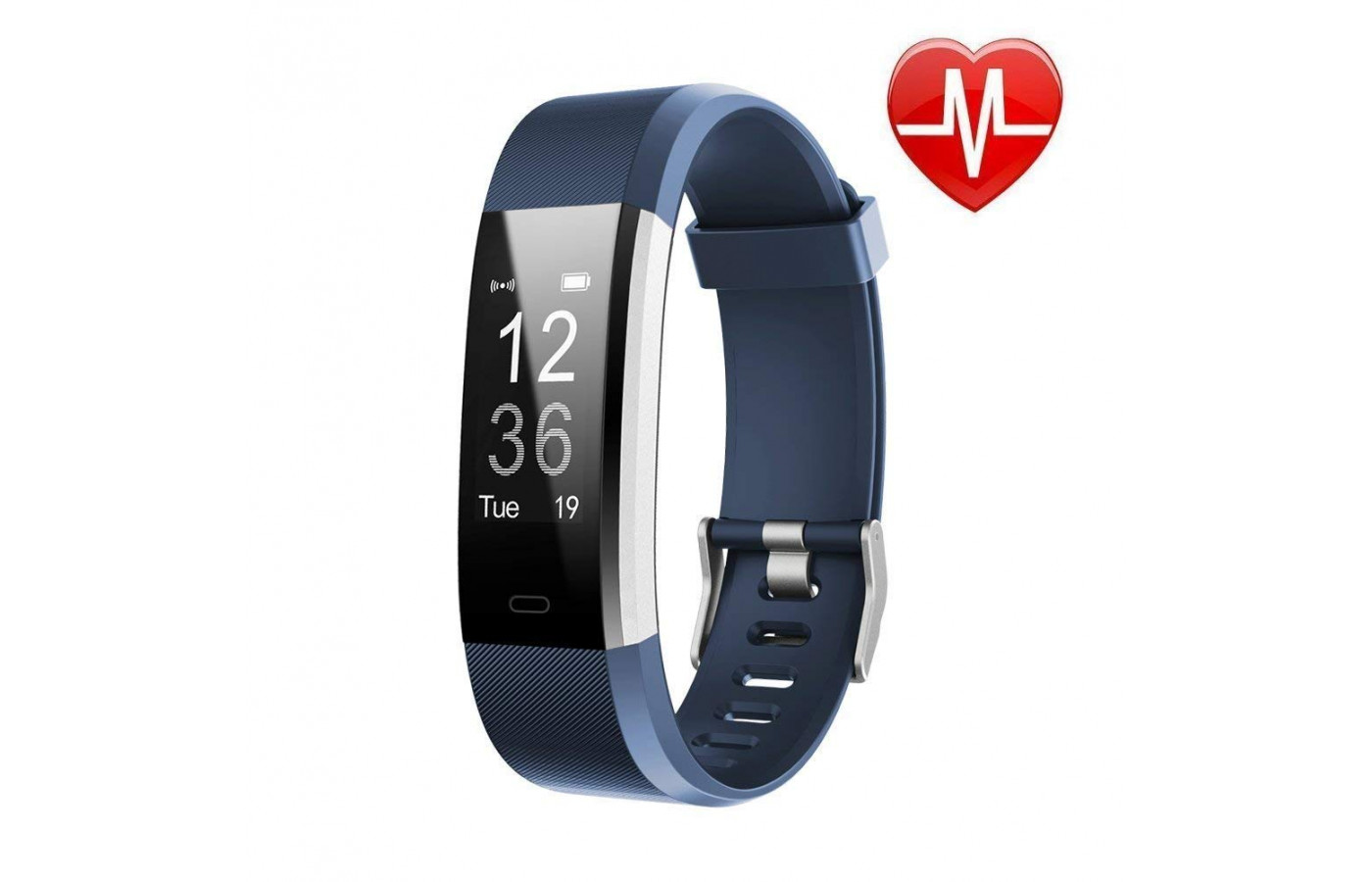 LETSCOM fitness tracker Navy