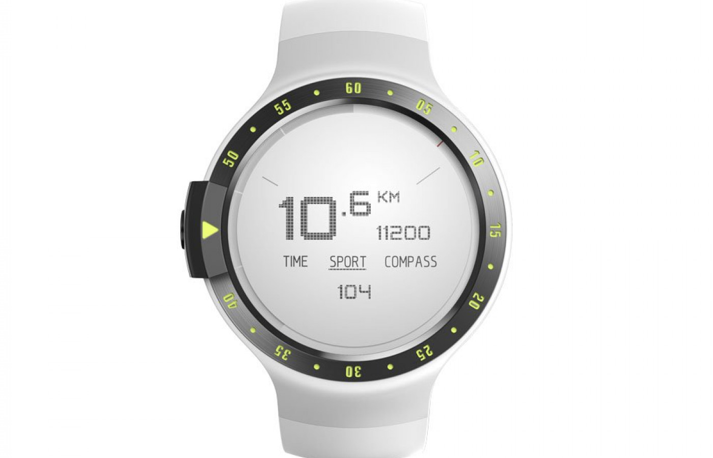 TicWatch White 2