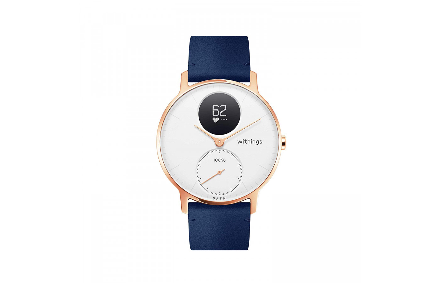 Withings Front Blue