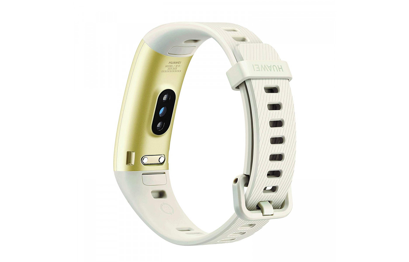 huawei band 3 back white