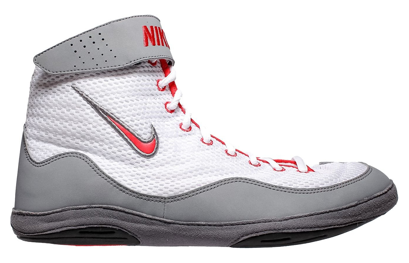 Nike Inflict 3 Gray and white