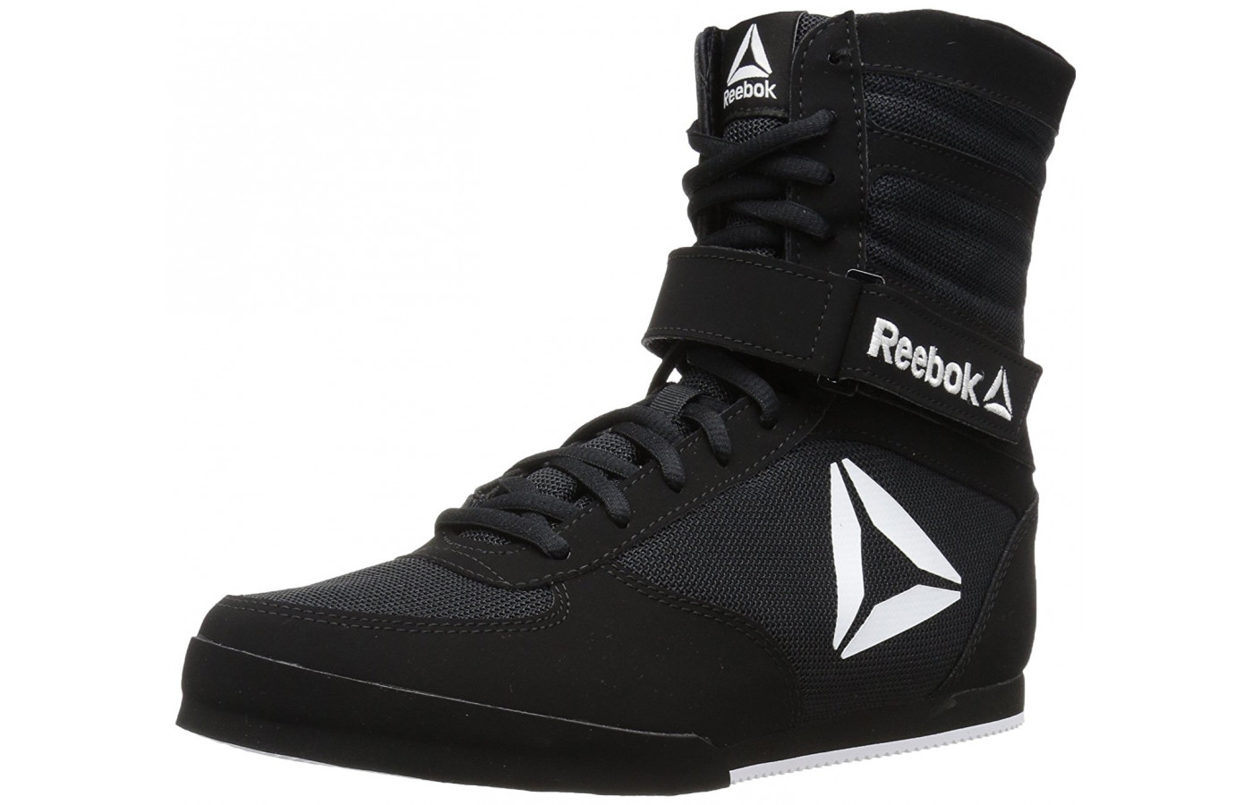 Reebok Boxing Boot Black angle