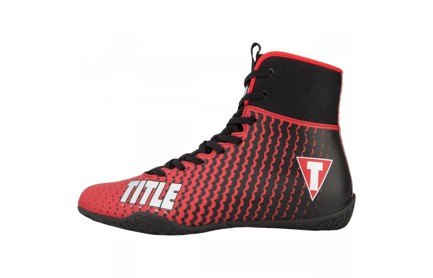 Title predator II black and red